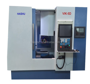 drilling CNC grinding machine tool VIK-5D milling cutter grinder with 5-axis