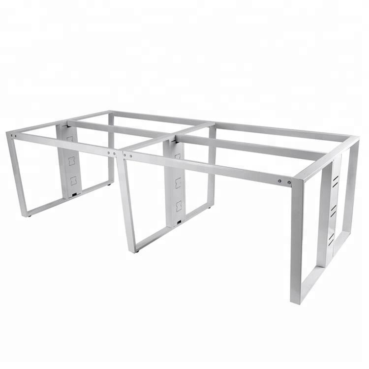 Office Workstation Steel Desk Frame,Metal Frame Table Base - Buy ...