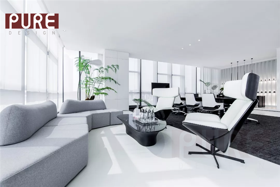 Interior design services provided offered office partition