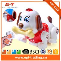 Children Cute RC Smart Dog Electric Pet Dancing Dogs Light Walk Multi-Function Toys