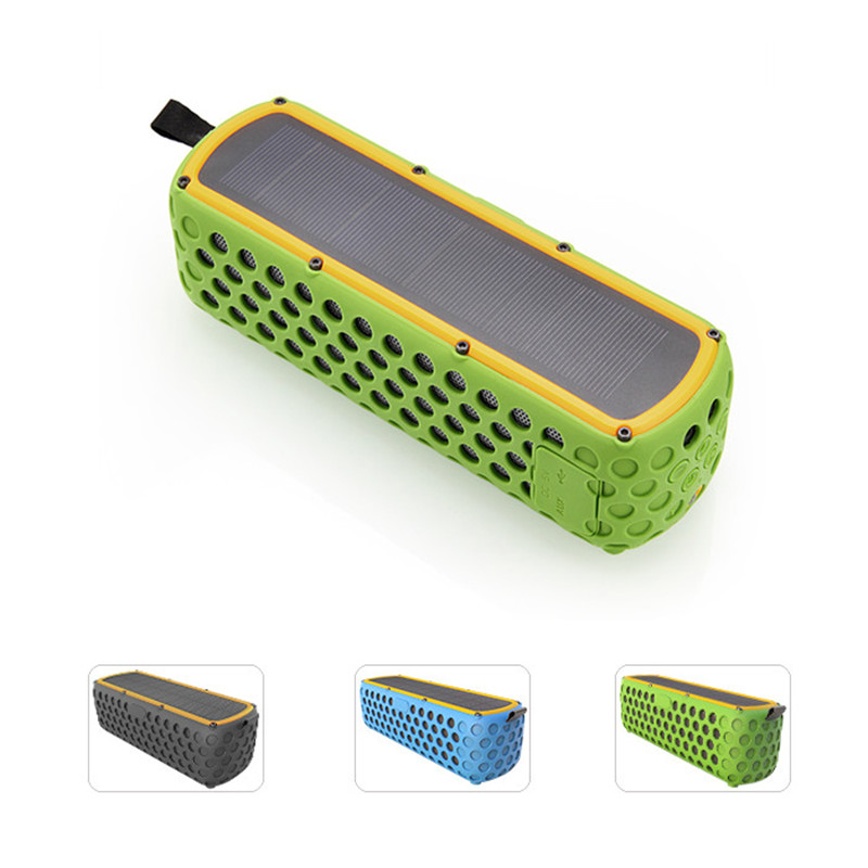 2017 trending products best hands free waterproof outdoor mini bt bluetooth speaker with silicone case