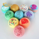 All Natural Ingredients Calm and Serenity Bath Bombs,Relaxing Epsom Salt Soak Balls,OEM Supply