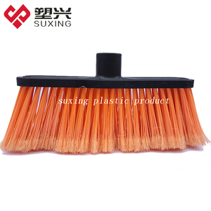 Chinese PP plastic sweeping broom