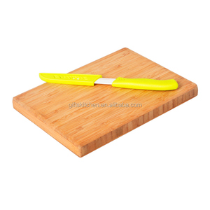 China factory extra large custom kitchen bamboo cutting board