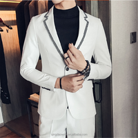 2017 New Design Tailor Made Clothes for Businessman Formal Men 's Suit