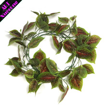 China Factory Wholesale Bulk Bead Greenery Garland For Decoration