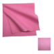"22""*22"" square plain head wear 100% cotton soft stock solid pink bandana"