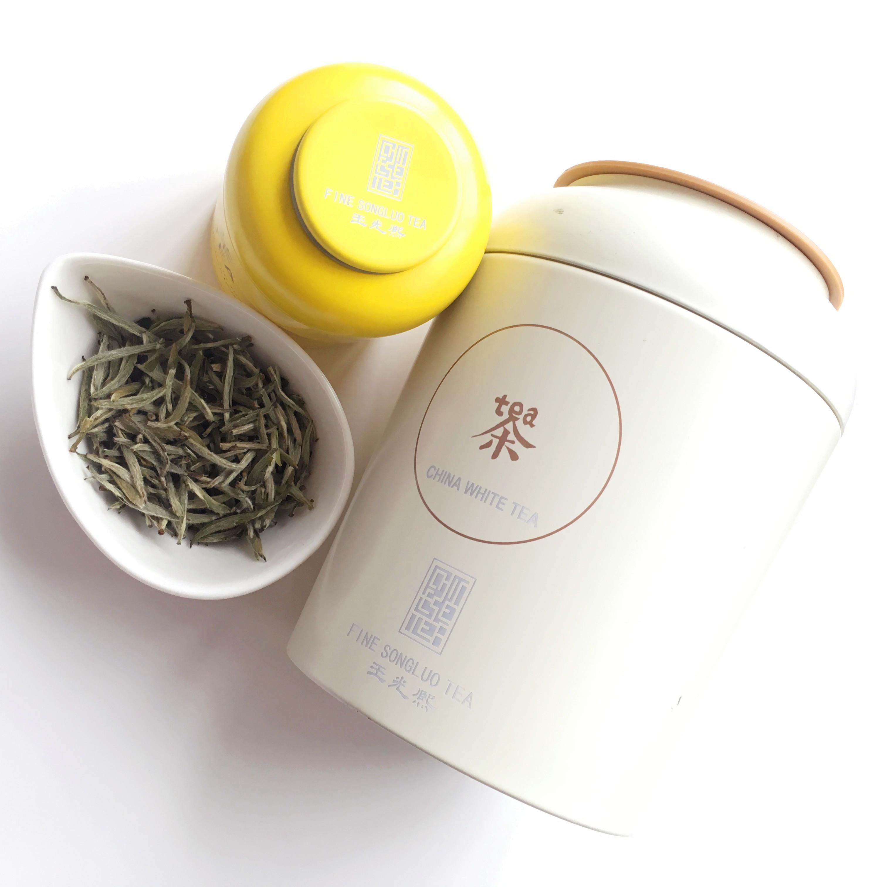 refined EU standard Sliver Needles bai hao yinzhen white tea - 4uTea | 4uTea.com