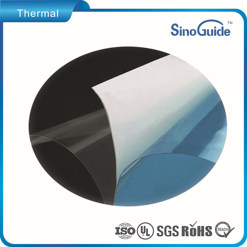 Silicone Thermal Interface Material Thermal Conductive Tape For High Power LED Lighting