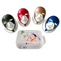 Hot Sell Led Light Up LED Face Mask Professional in Korea