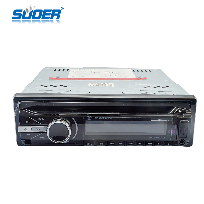 Auto lettore dvd con auto audio/BLUETOOTH/DVD/VCD/CD/MP4/MP3/AM /FM