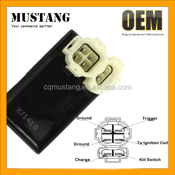 Pedal Motorcycle/ Scooter Part For Cdi Of Pgt Clutch/pit Bike Dnm ...