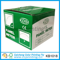 cheap foiding recycled paper egg cartons for packing made in china