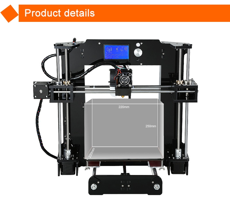 China industrial impresora 3d filament extruder concrete 3d printer