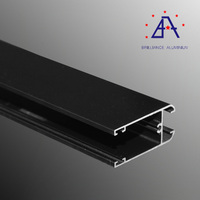 Contemporary certificated extruded aluminium u channel