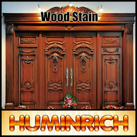 Huminrich Shenyang Super Sodium Humate 100% Water Soluble Wood Stain Paint For Modern Wood Furniture