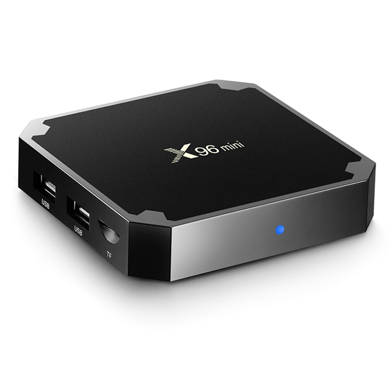 Stock ready X96 mini 2gb 16gb amlogic S905w download user manual for android tv box X96 mini