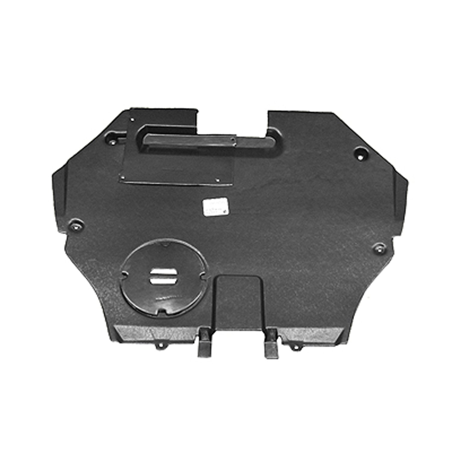 Crash Parts Plus FO1228110 Lower Engine Cover for 06-09 Ford Fusion, Mercury Milan