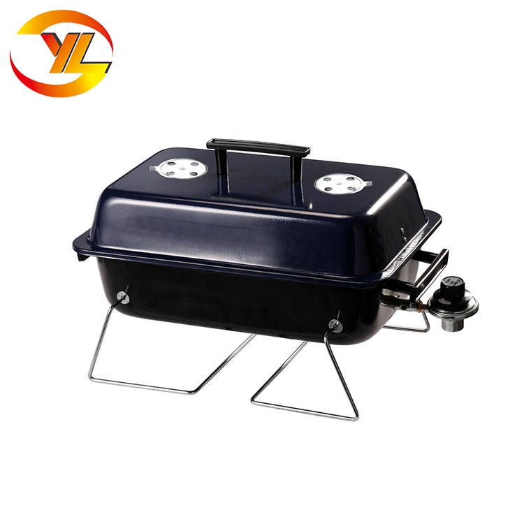 Beau Tabletop Portable Twin Side Cylinder Mini Gas Portable Bbq Grill   Buy  Barbecue Gas,Gas Barbecue,Portable Camping Gas Grill Product On Alibaba.com