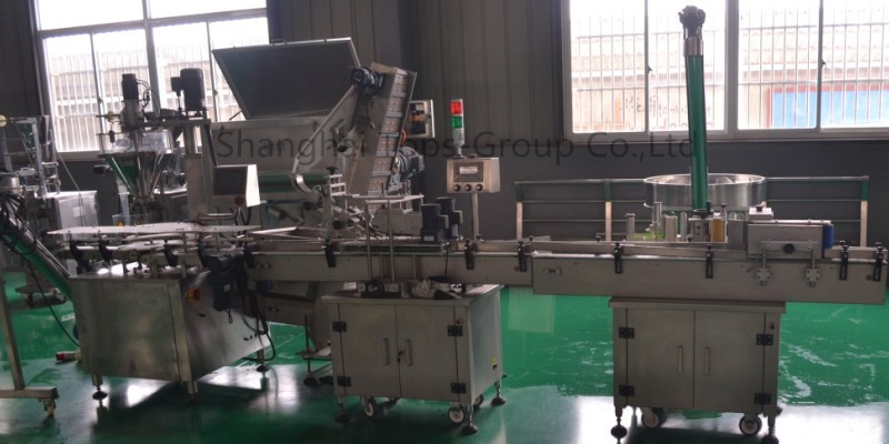 Topspack Automatic Spice Powder Filling Packing Machine milk powder filling packing machine with high accuracy