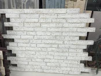 Pu Red Brick 3 5kg Sqm Wall Tile Cambridge Panel