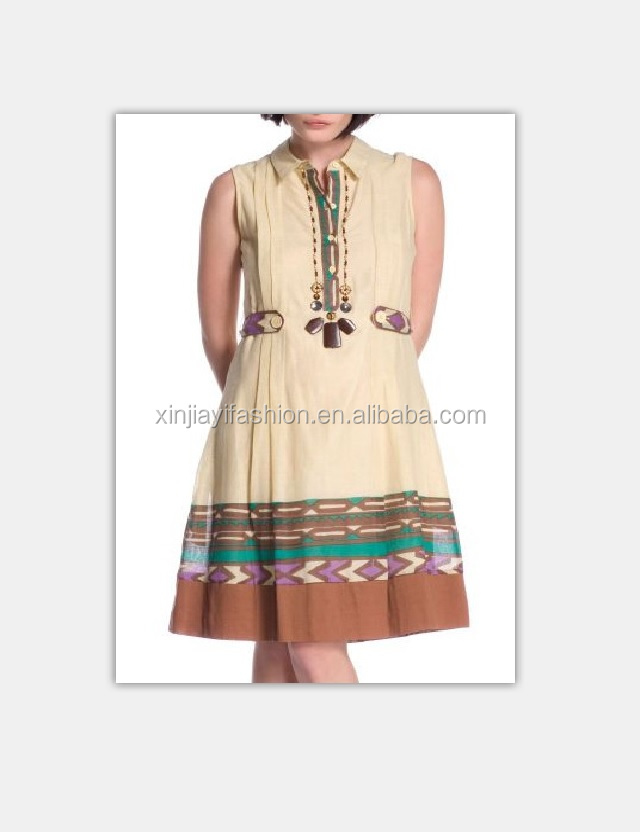 Can Offer OEM Service Lady Dress