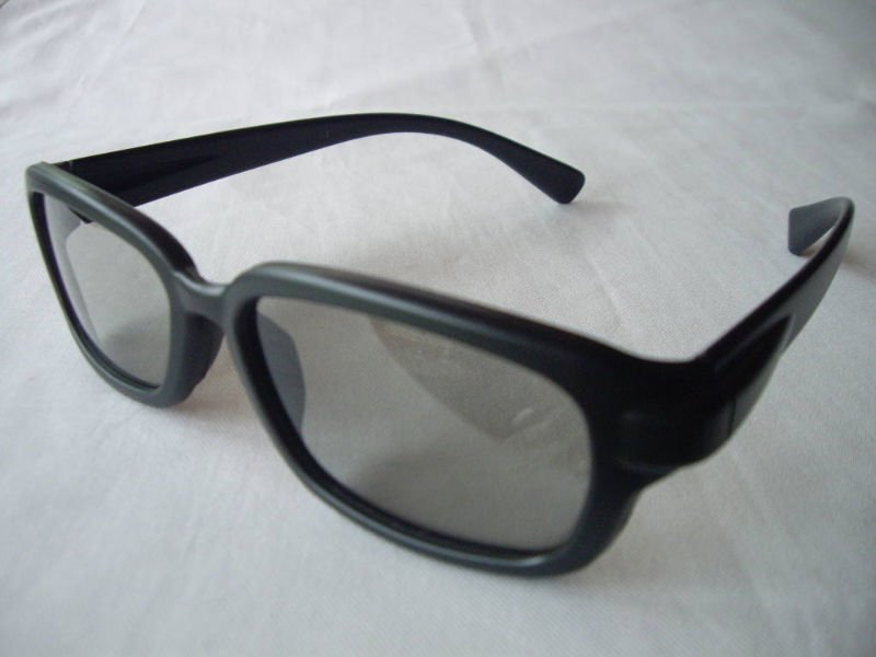 Circular Polarized 3D Lenses