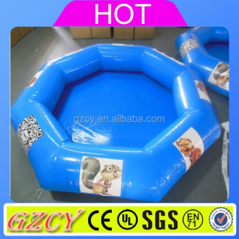 Mini Swimming Pool Inflatable Plastic For Kids
