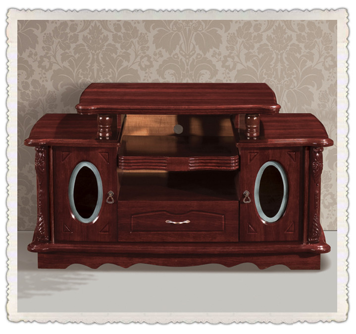 Led Tv Stand Designs Wooden : Indian wooden lcd tv stand design with showcase