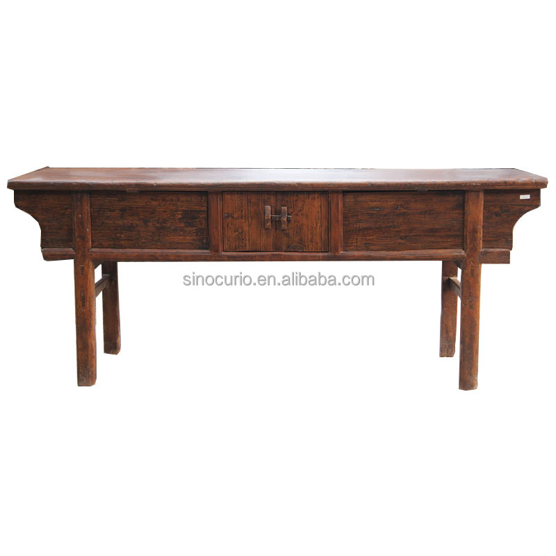 chinese altar table rustic table with reclaimed wood