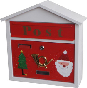 Lovely cartoon design post box/Decorative metal mailbox/Mailbox