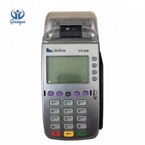 pos machine price verifone VX520 pos machine used