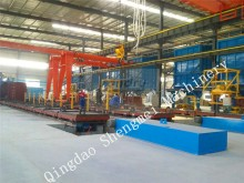 v process metal casting sand preparation line