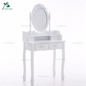 cheap modern set vanity table makeup stool
