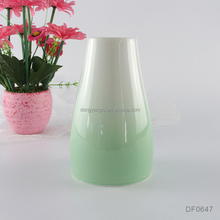 Flower vase painting designs China suppliers factory wholesale custom colored ceramic vases