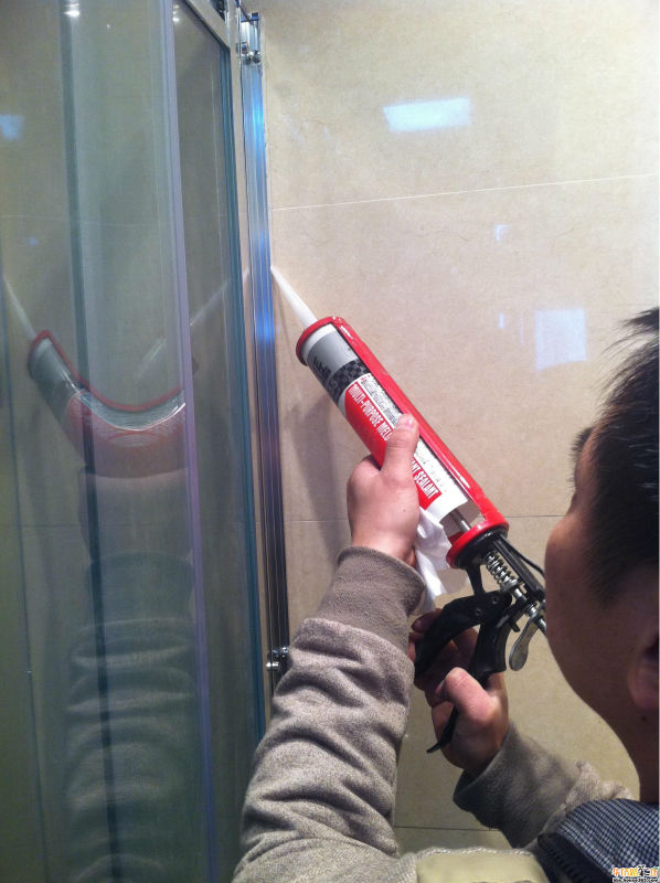Cy-i2 Hand Tools Heavy Duty Cartridge Silicone Spray Caulking Gun ...