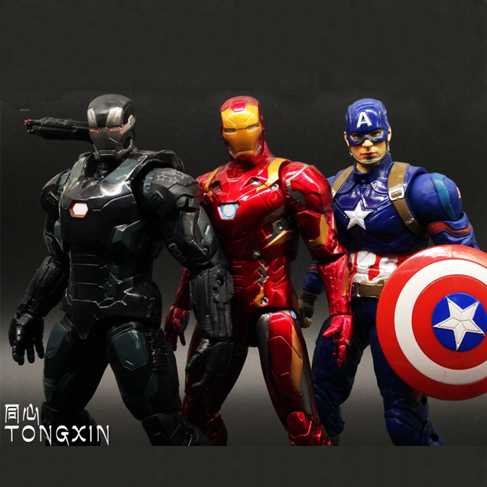 Online Buy Wholesale marvel action figures from China
