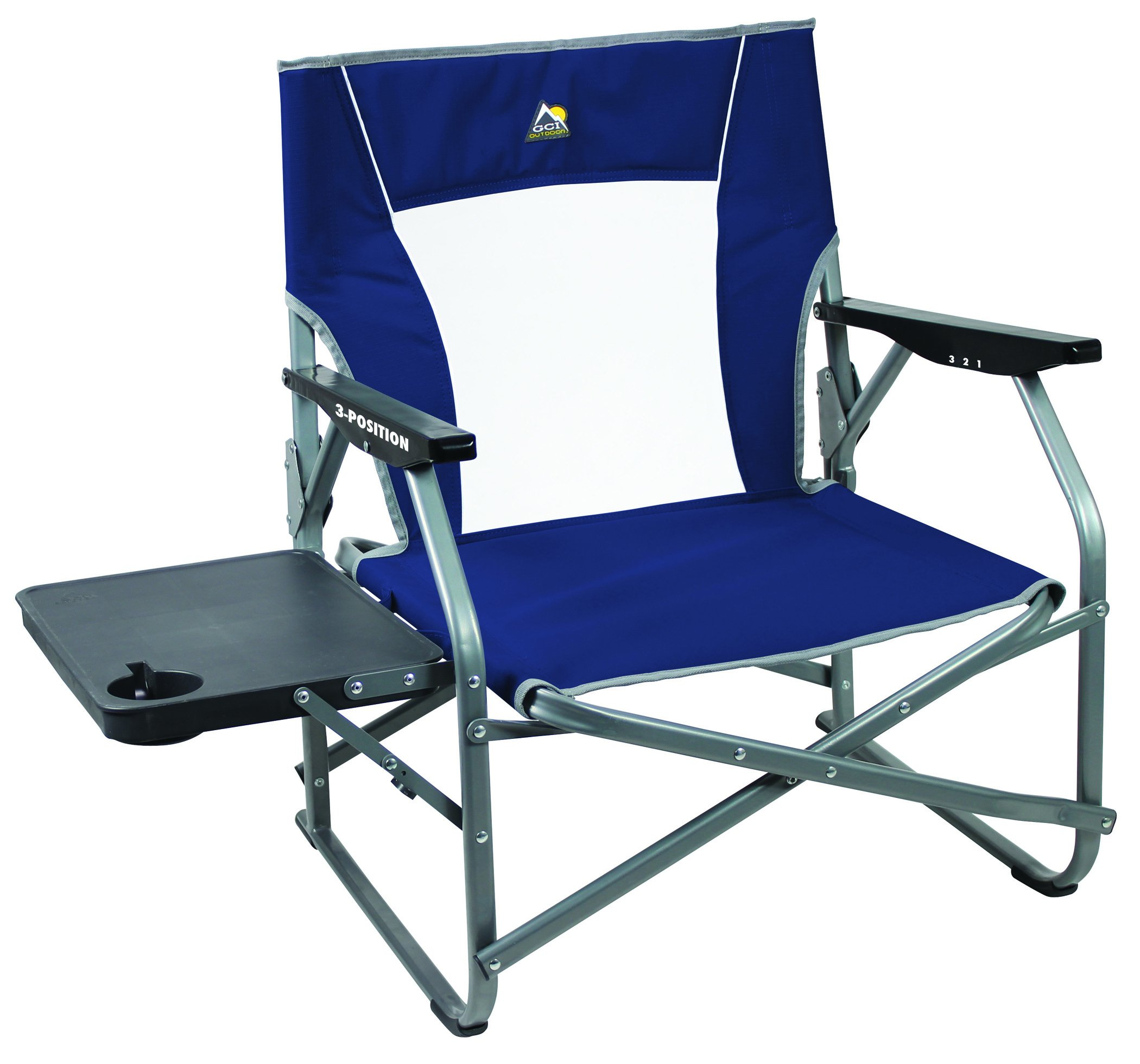 Buy Gci Outdoor 3 Position Reclining Low Height Folding Lawn