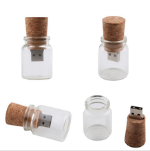 Glass wooden usb 2.0 flash flash drive with on sale