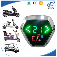New product environmental digital motorcycle tachometer speedometer for 3 wheel scooter