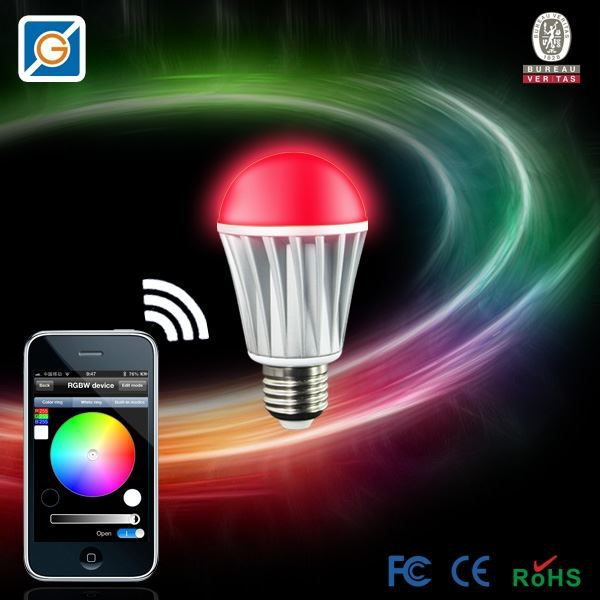 hot new products for 2012 WiFi e14 candle led