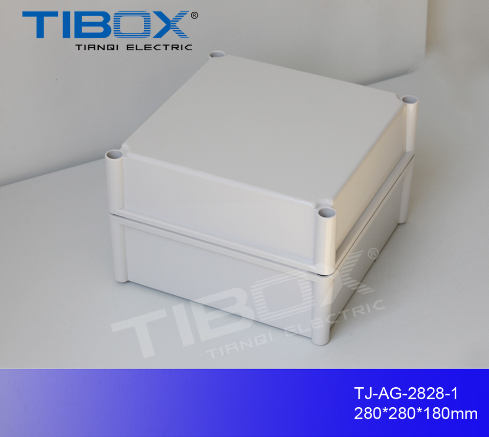 Switch Power Supply Wall Plug Enclosure Electrical Light Box