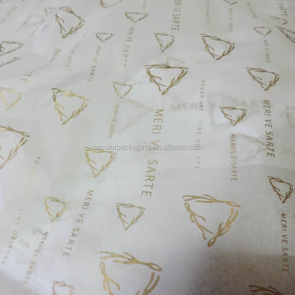Personalizado logotipo da marca de qualidade Premium presente impresso sapatos de vestuário tecido embrulho de papel de embalagem de embrulho papel de seda 1000 pcs muito