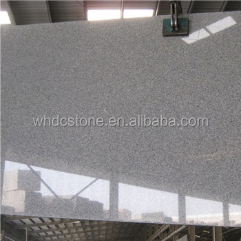 Wuhan High quality Landscaping Stone G603 granite for Slab