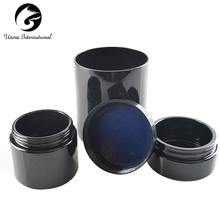 User-friendly Design Luxury Black Glass Candle Jars