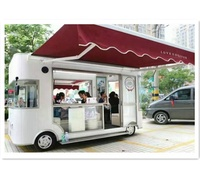 2019 hot sale and best quality full automatic and labour saving mini truck food