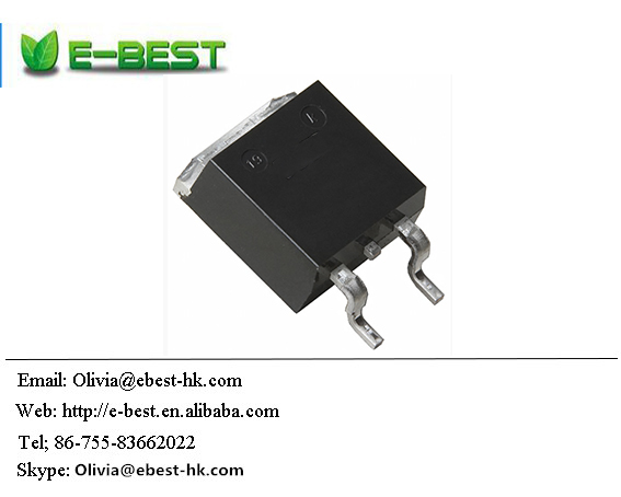 Free samples N-Channel MOSFET transistor IC circuits PHB78NQ03LT