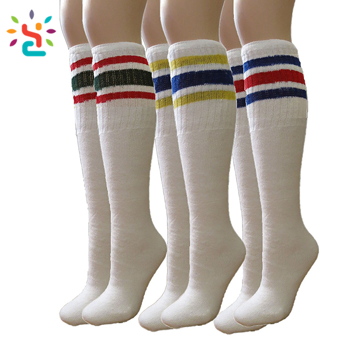 Womens Athletic Striped Tube Socks Old School Little Boysgirls Outfits Compression -7310