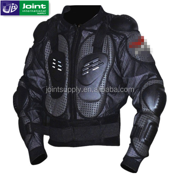 Motorcycle jacket back / chest / armor / full body protector