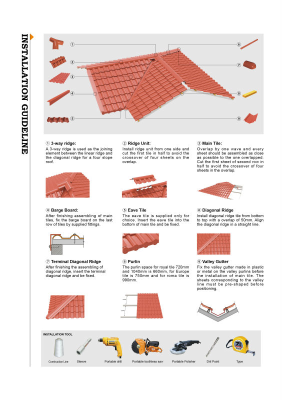 Traditional Chinese Roof Tiles Price